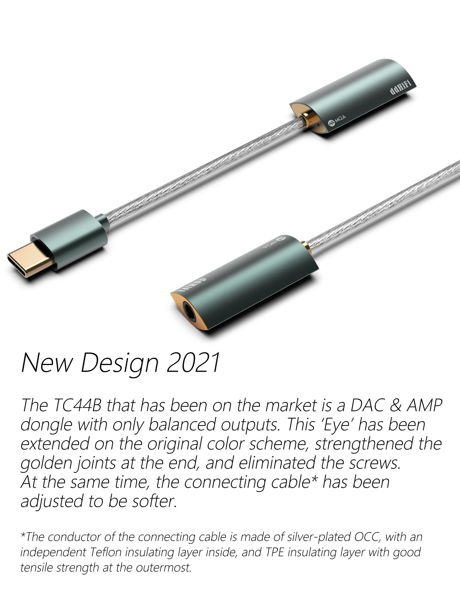 DDHiFi TC35 Pro Eye Lightning 4