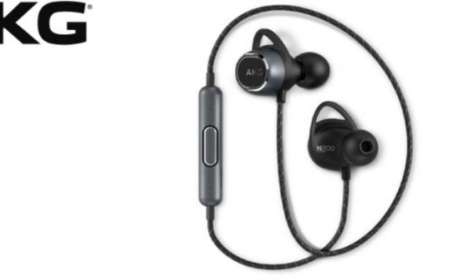 AKG chính thức giới thiệu mẫu tai nghe inear Bluetooth đầu tiên 'N200 Wireless'