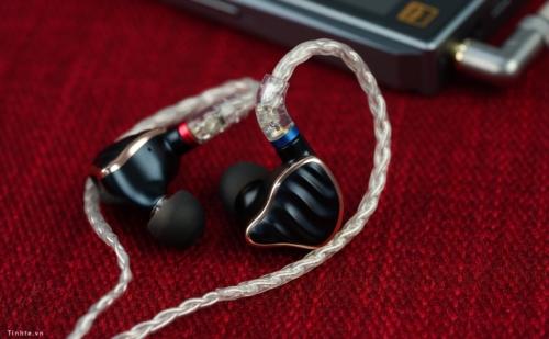 Fiio FH7 – Tai nghe in-ear tốt nhất của Fiio, âm thanh tuyệt vời, thoáng đãng,11tr