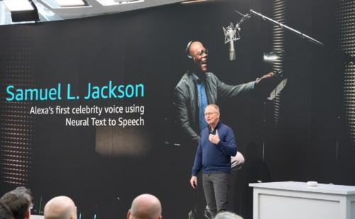 Amazon Alexa giới thiệu loạt tính năng mới: Nick Fury cũng có mặt trên Alexa!