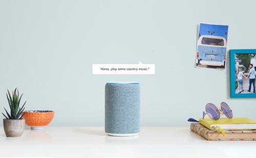 Amazon Echo thế hệ 3 ra mắt: chất âm tốt hơn, thêm màu mới, giá không đổi, 99.99$