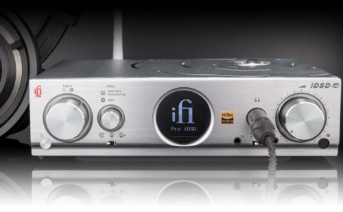 iFi Pro iDSD ra mắt Firmware v2.08 tinh chỉnh cho chất âm cân bằng, chi tiết hơn