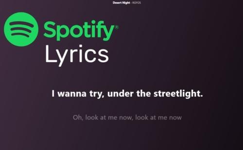 Spotify bắt đầu thử nghiệm tính năng chạy lời nhạc thời gian thực, có thể hát karaoke