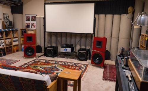 Thiết lập vị trí loa trong phòng để có âm thanh tốt hơn