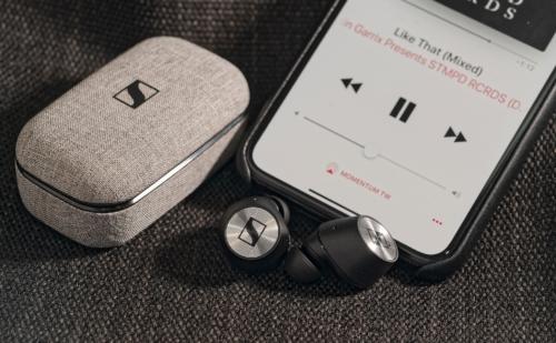 Sennheiser Momentum 2 True Wireless sẽ có chống ồn chủ động