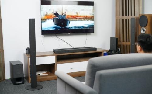 Giới thiệu với anh em một vài bộ Soundbar Sony bình dân chơi tết: HT-X8500, HT-S350 và HT-S700RF