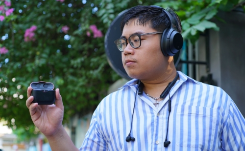 Lựa chọn tai nghe chống ồn phù hợp trong bộ 3 Sony: WH-1000XM3, WF-1000XM3 và WI-1000XM3