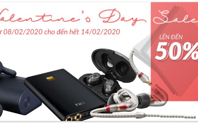 Valentine's Day Sale 2020
