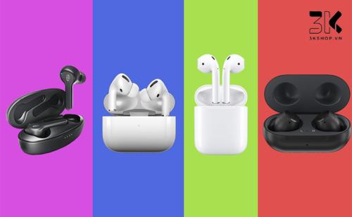 Đi tìm những chiếc tai nghe true wireless tốt nhất năm 2020