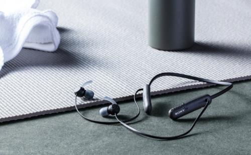 Sony WI-SP510: Tai Nghe Bluetooth Neck-band, chống nước IPX5