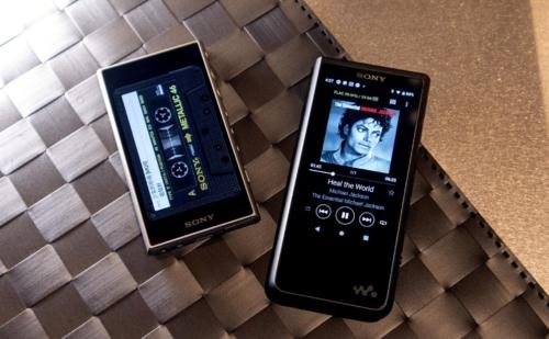 Hiện Đã Có Thể Stream Nhạc Hi-Res Trên Sony NW-A105 Và NW-ZX507