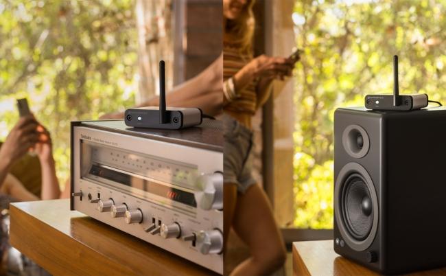 Audioengine B-Fi: WiFi Audio Receiver, Network Wireless Streamer