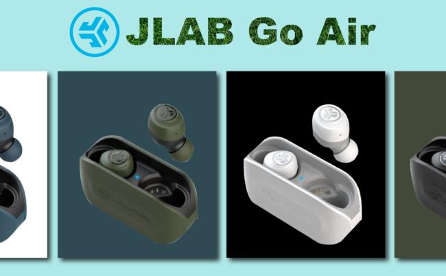Hướng dẫn sử dụng tai nghe JLAB GO AIR